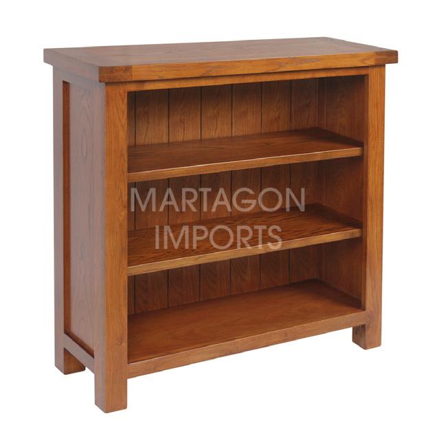 Woburn Oak Small Bookcase
