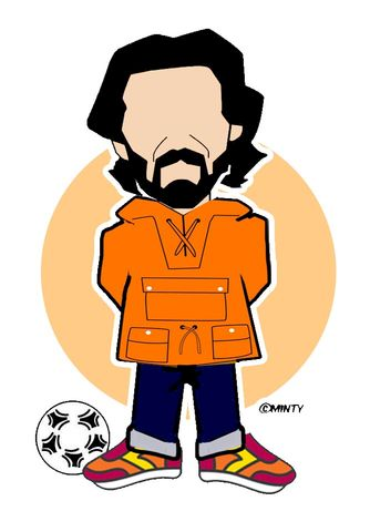 Pirlo,print.......,Pirlo , italy, juventus , football , character , legend, aguycalledminty