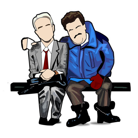 Planes,,Trains,&,Automobiles,Print........,Planes, trains and automobiles , film , steve martin , john Candy , illustration , design , artwork , love