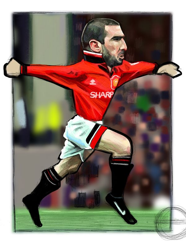 Cantona.2 Print.  - product images