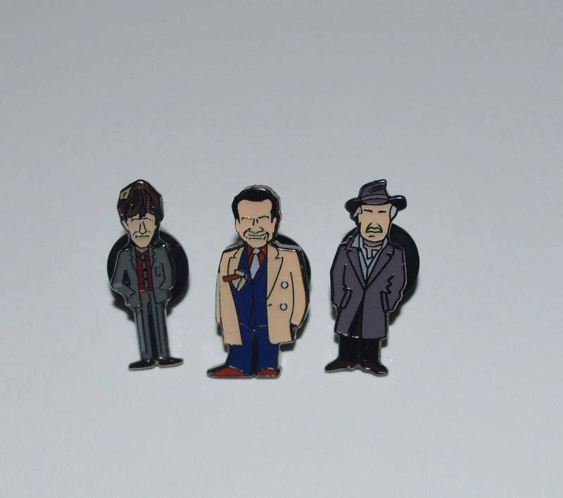 Only fools and horses pin set - product images  of