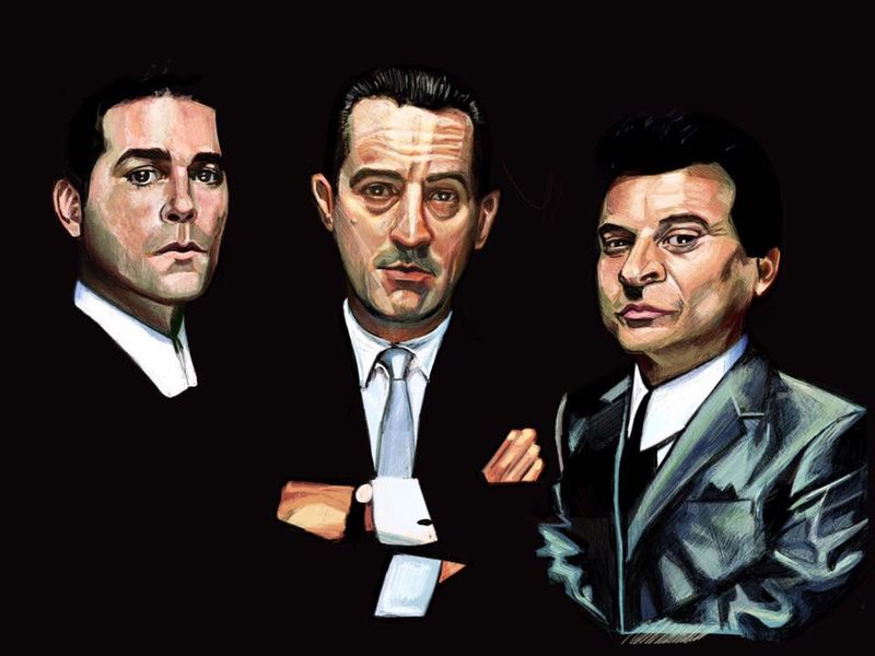 Goodfellas Print.  - product images