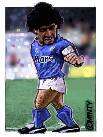 Maradona,(Napoli),Print.,Maradona , football ,artwork , argentina , napoli , boca juniors ,barcelona  , music , ian brown , mani , reni , john squire, madchester , made of stone  , gangsters ,  tommy shelby , birmingham , 1920s, italia 90  , Euro 2016 , together