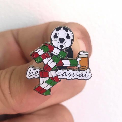 Ciao,Italia,90,limited,edition,Pin,gary speed, football , wales , newcastle ,everton , leeds utd , illustration , design ,artwork ,pin badge ,