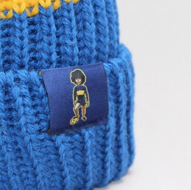 Boca Bobble hat x Calcio E Moda - product images  of