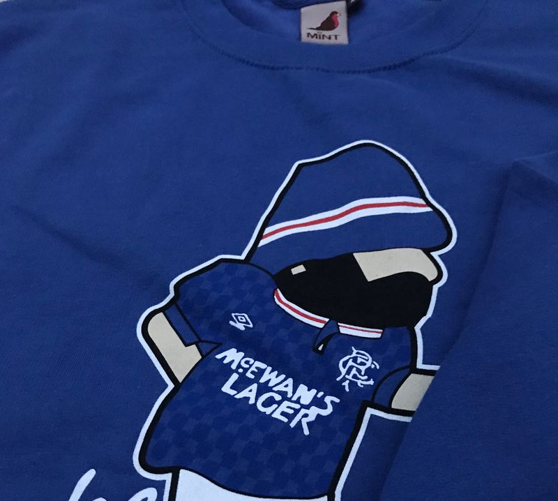 Rangers Be Casual Sweatshirt - product images  of