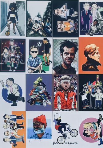 Print,Packs,MK3,16,x,a6,prints,Oasis, Stone roses , The smiths , only fools and horse , Robert De niro , dead mans shoes , Porridge, Starwars , film , music , manchester , sic fi ,