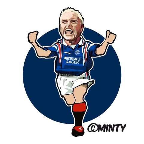 Gazza,Rangers,Pin,Preorder,Gazza , Paul Gasgoigne , rangers , football, The sopranos , LG , oasis , ,music , madchester , Stone island shadow project , football , wales , newcastle ,everton , leeds utd , illustration , design ,artwork ,pin badge