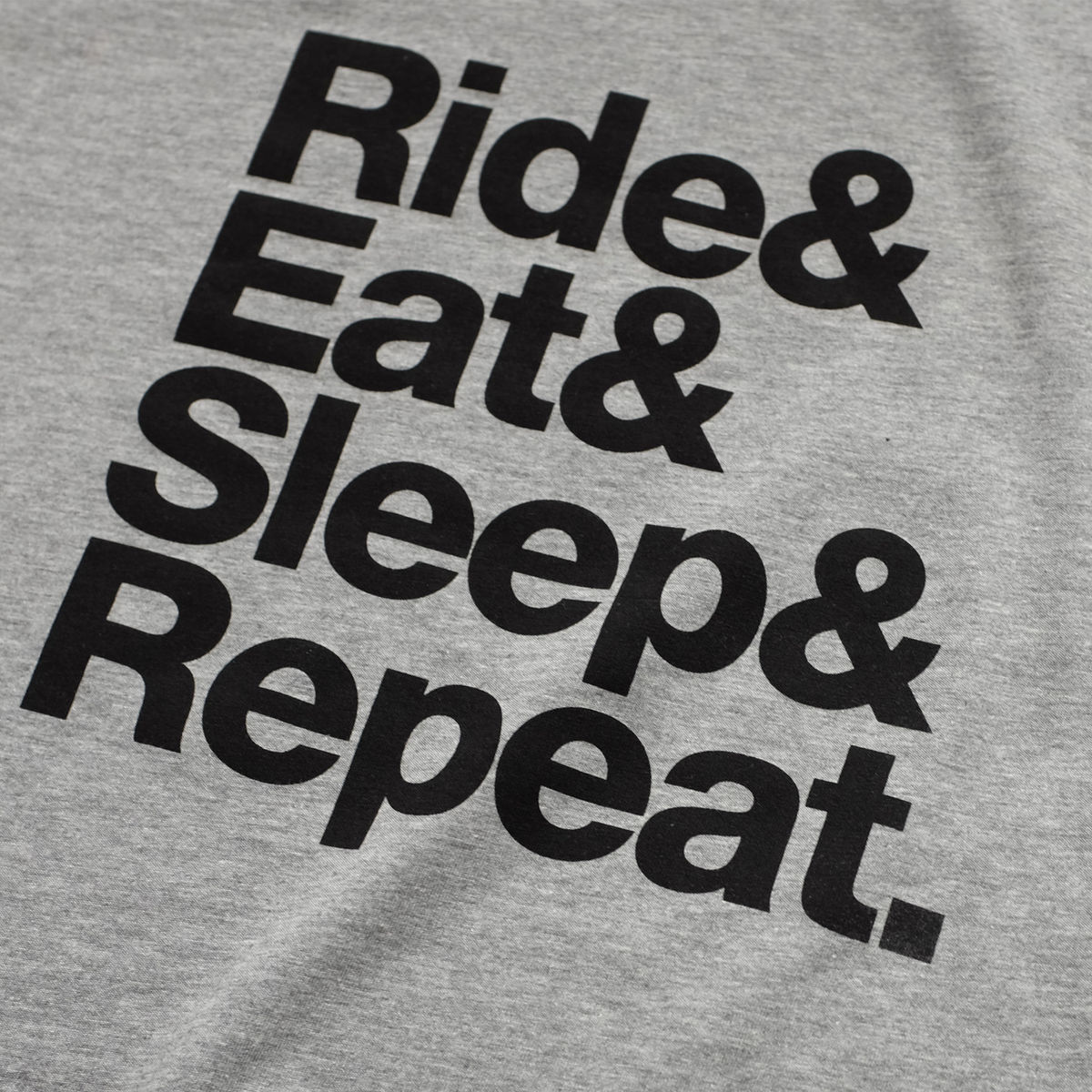 AOP - RIDE & EAT & SLEEP & REPEAT Men's T-shirt - product images  of