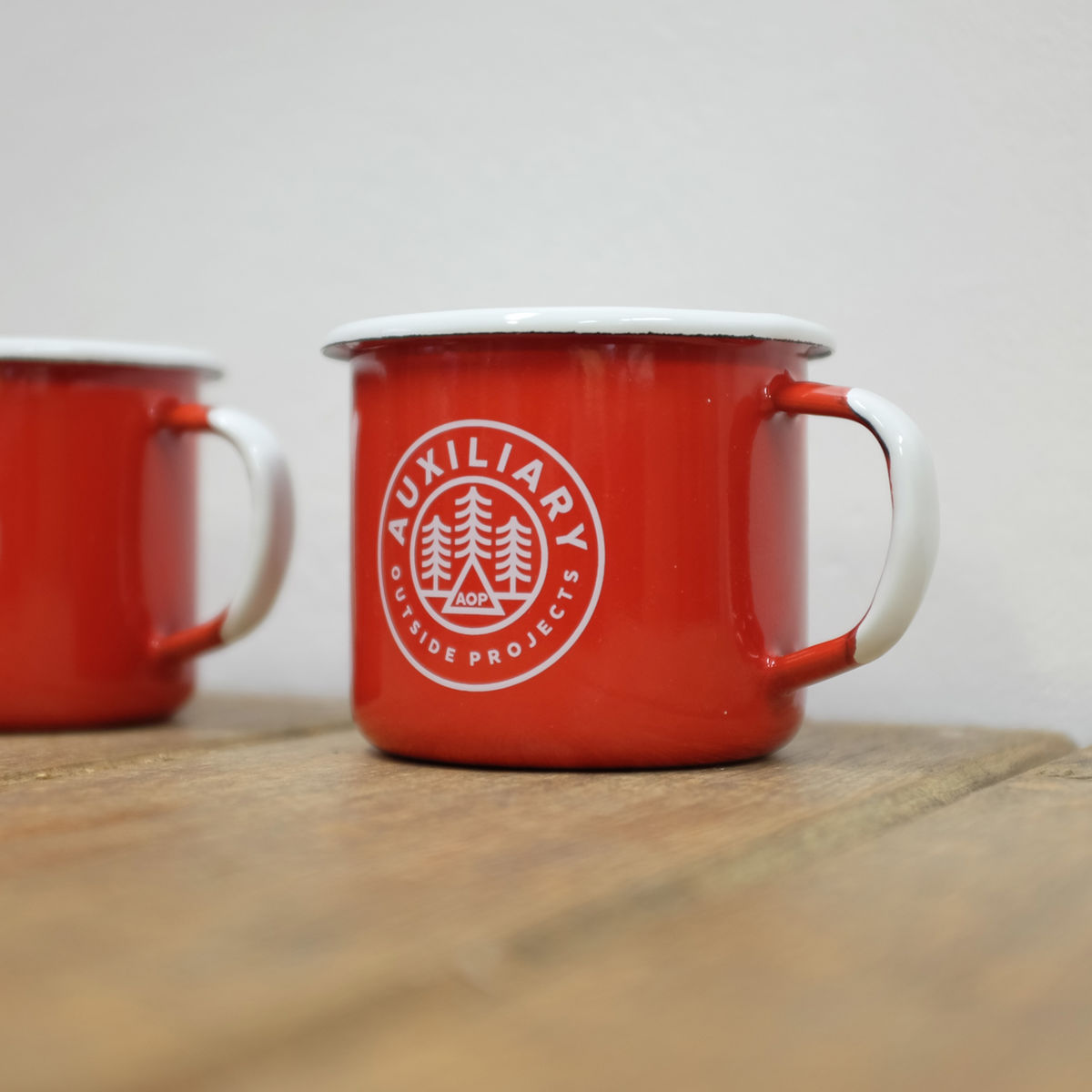 AOP - Enamel Mug V 2 - product images  of