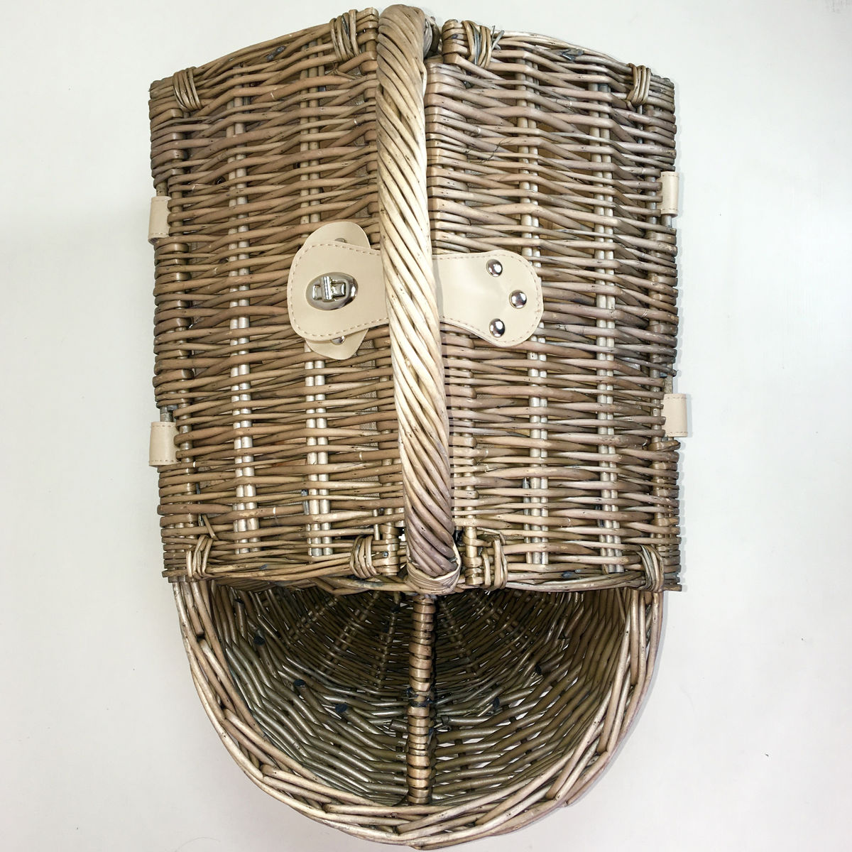 Personalised Two Person Boat Hamper Picnic Basket - FREE GIFT WRAP & UK DELIVERY - product images  of