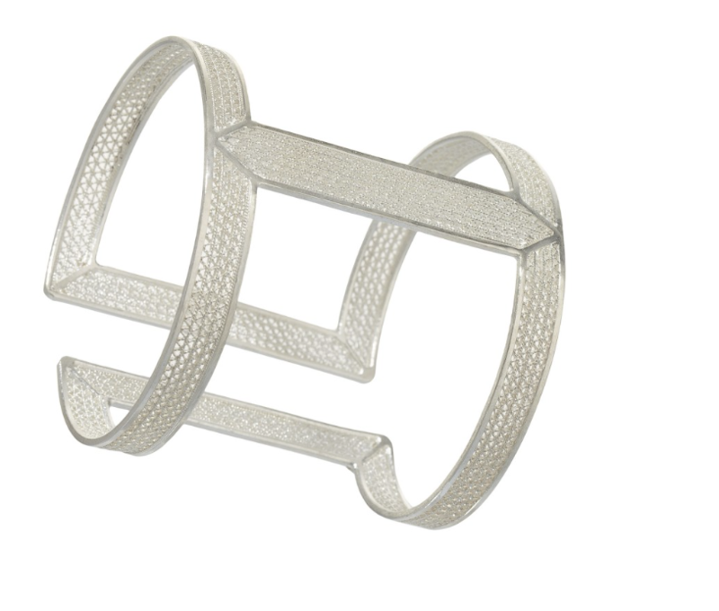 Macarena Silver Cuff  - product image