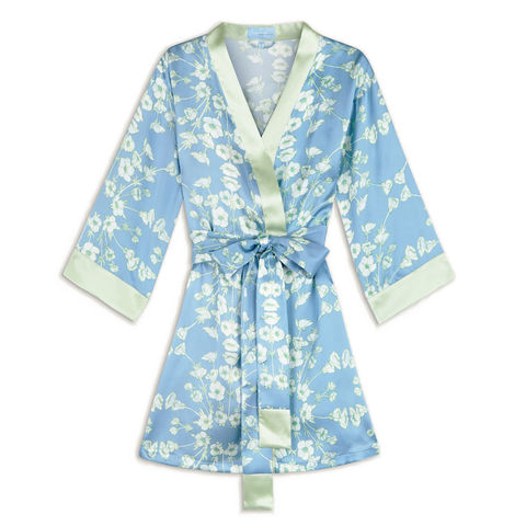 Buttercup,silk,robe,longstaff longstaff, longstaff longstaff uk, silk robe, silk sleep,