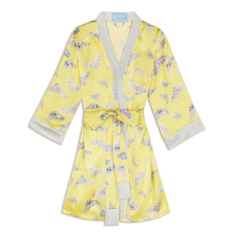 Lacewing silk Robe - product image