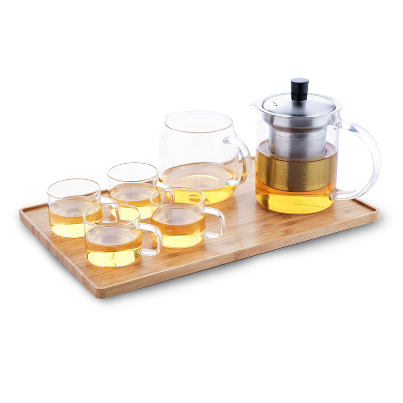 Glass tea set - product images  of
