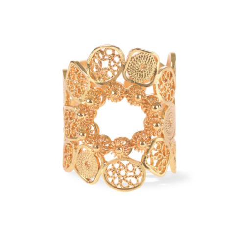 Celeste,Ring,24ct,vanilo, vanilo uk, vanilo jewellery, celeste ring, gold ring,