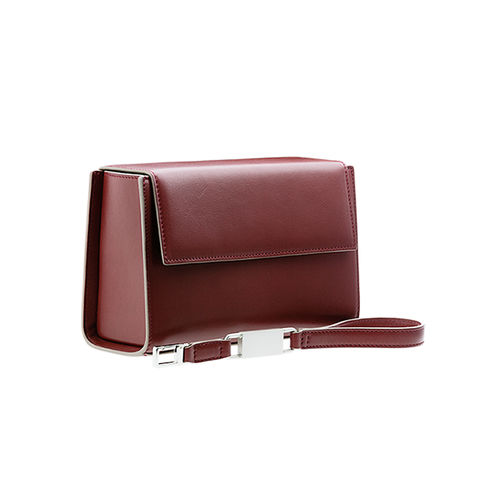 THE,SHORTY,GEORGE,MAROON,lautem, lautem uk, lautem bag, the shorty george bag,