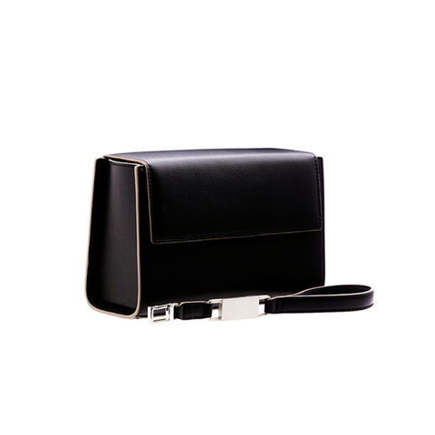THE,SHORTY,GEORGE,BLACK,lautem, lautem uk, lautem bag, the shorty george bag,