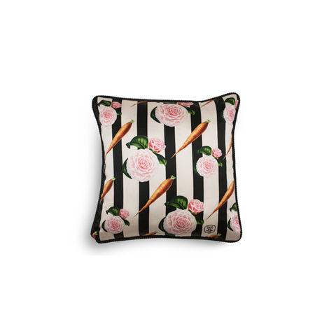 CARROTS,SILK,AND,VELVET,CUSHION,texas and the artichoke, home cushion, art cushion, uk cushion, velvet cushion,