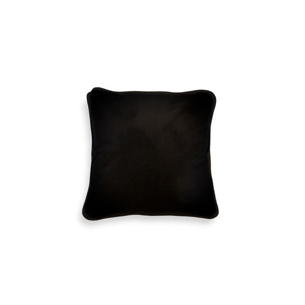 ARTICHOKE SILK AND VELVET CUSHION - AS SEEN IN VOGUE - product images  of