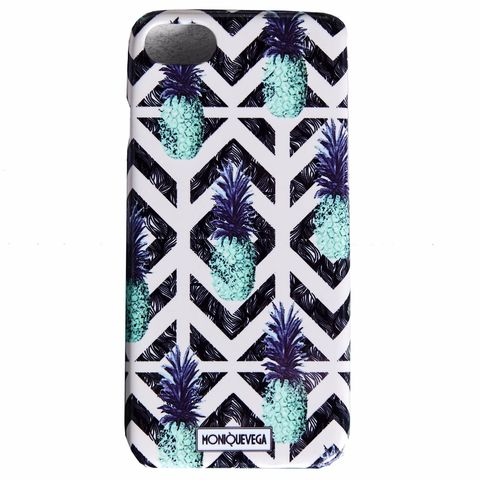 PINA,COLADA,VERDE,PHONE,CASE,monique vega, moniquevega, monique vega phone case, iPhone case, Samsung phone case, art phone case,