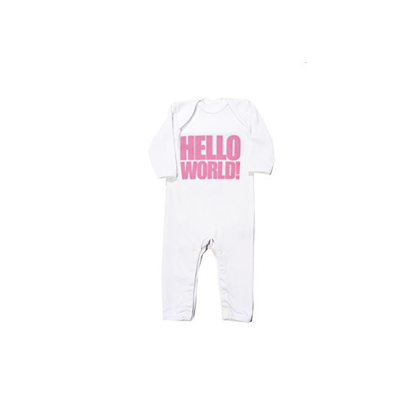 HELLO WORLD! Cool Pink All In One - product image