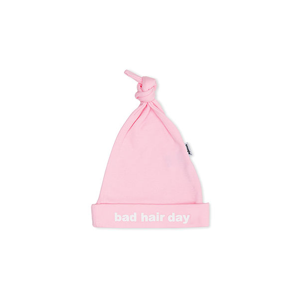 BAD HAIR DAY candy pink cute hat - product image