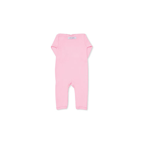 MY MUMMY ROCKS pink baby grow all-in-one - product images  of