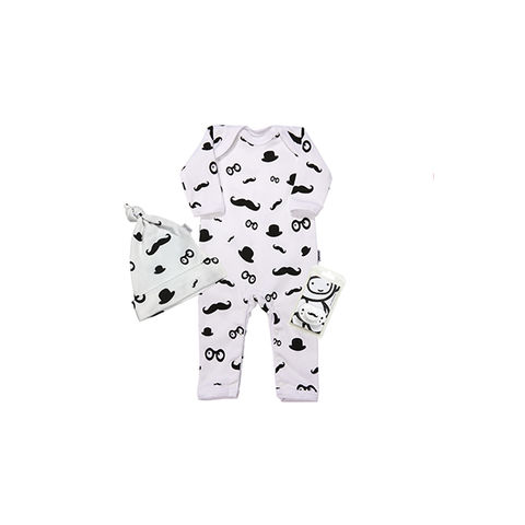 Moustache,Set,snuglo, snuglo uk, baby alert, cute baby set, baby gift,