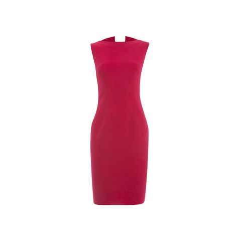 Scarlet,Back,Ruffled,dress,ph15, ph15 dress, ph15 uk, ph15 london, ph15 stockist,
