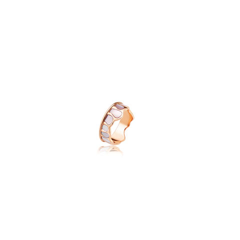 The,Crown,Shell,Stacking,Ring,kikitang london, kikitang ring, white gold ring, the crown collection,
