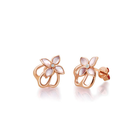 Mini,Crown,Earring,kikitang london, kikitang ring, white gold ring, the crown collection,