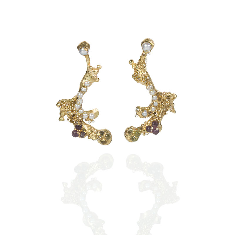 GOLD EARRINGS - product image
