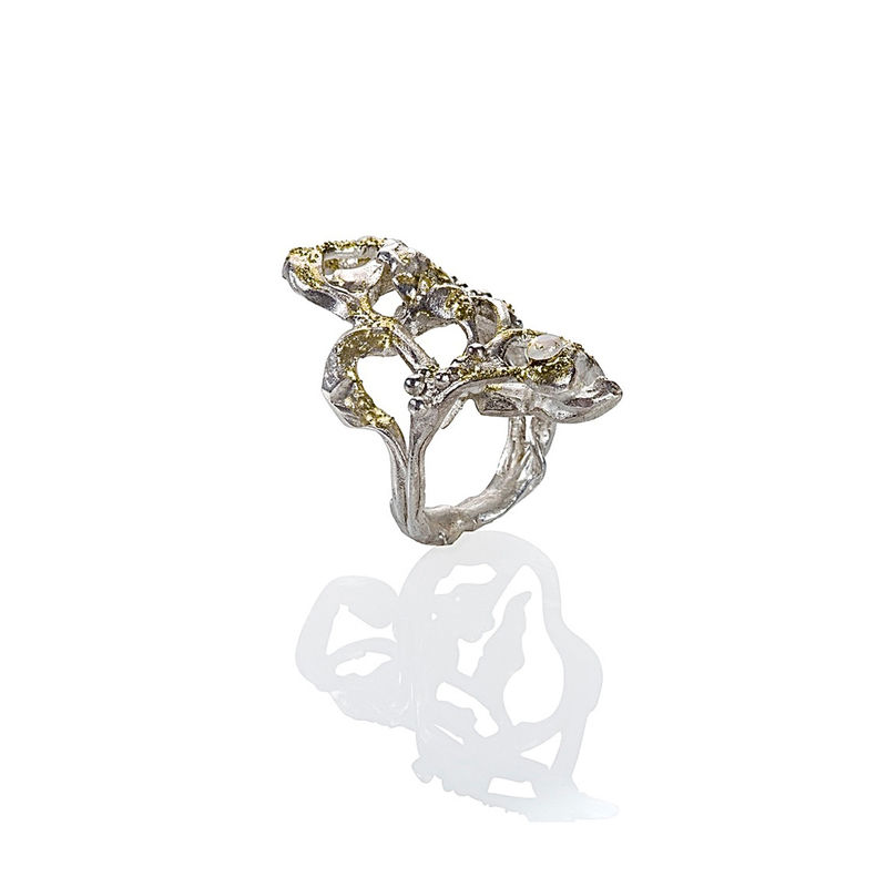 SILVER RING - product image