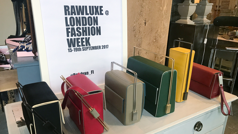 RawLuxe @ London Fashion Week