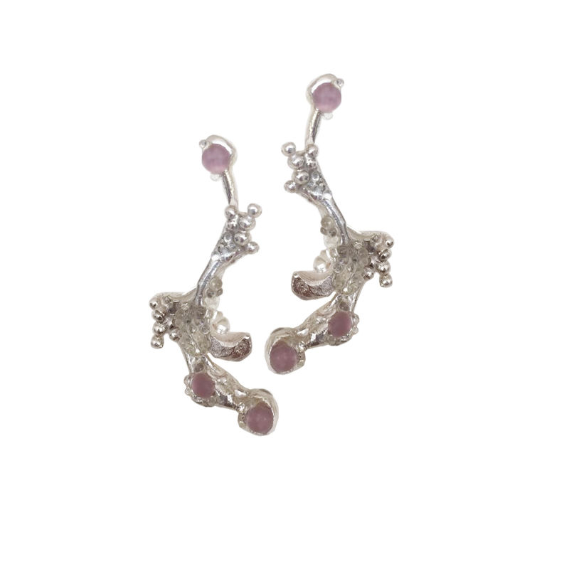 Silver Earrings - product image