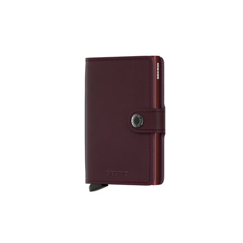 Miniwallet,Original,Bordeaux