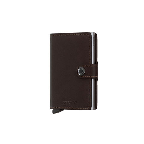 Miniwallet,Original,Dark,Brown