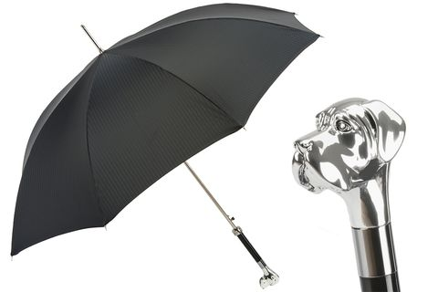 LABRADOR,UMBRELLA
