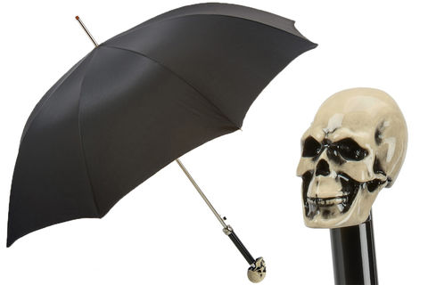 SKULL,HANDLE,UMBRELLA