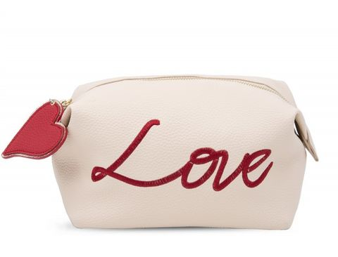 Washbag,-,Love,Rosa