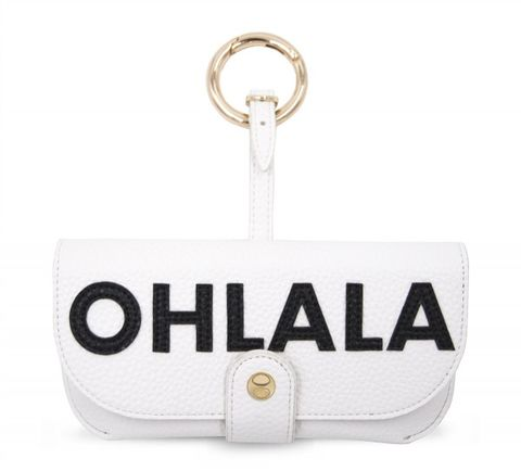 Sunglasses,Case,with,Bag,Holder,-,Ohlala,White