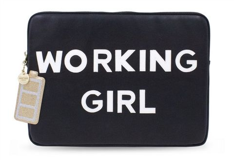 "Laptop,Case,Working,Girl,for,13""-15"""