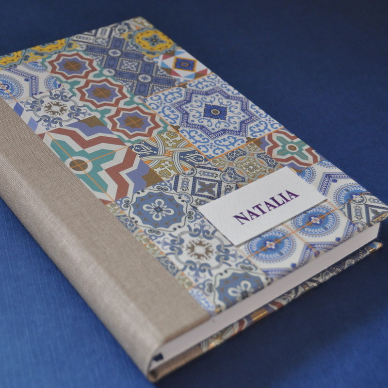 Notebook-mosaic - product image