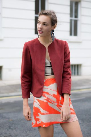 Aperol Spritz & Zebra skirts - product images  of