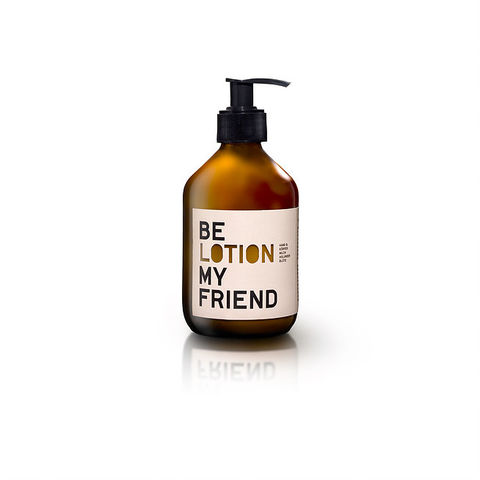 Be,Lotion,My,Friend