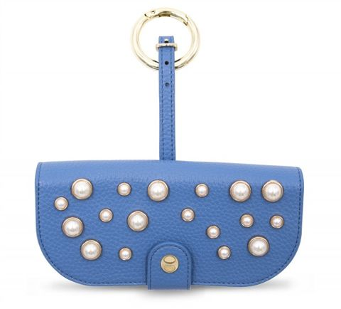 Glasses,Case,with,Bag,Holder,-,Blue,Pearls