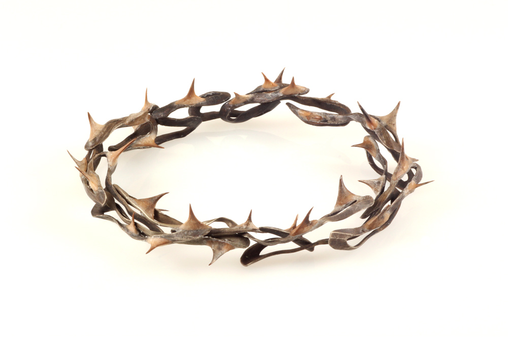 Crown of Thorns II by Anastasia Young Jewellery for The Lily Holds Firm Project