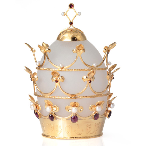 Papal Tiara by Anastasia Young Jewellery