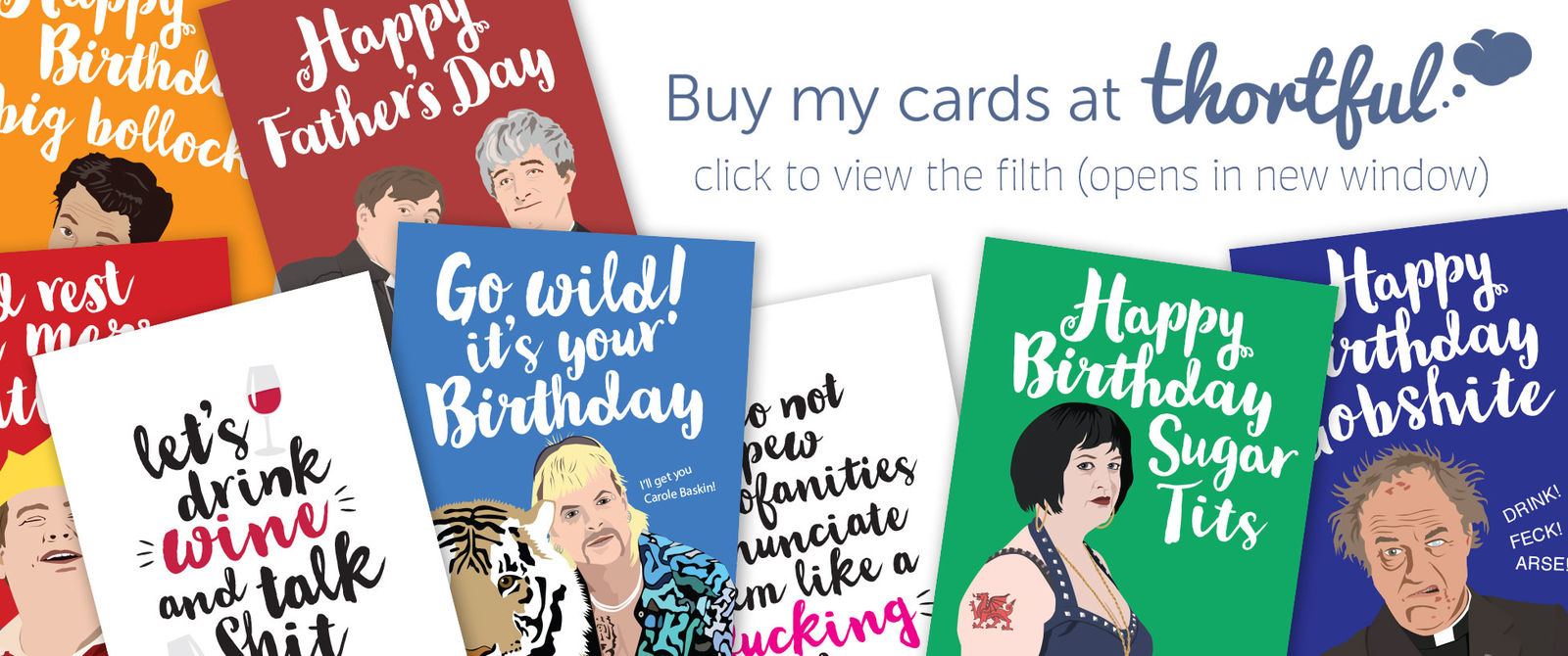 Buy my cards on Thortful - click to view
